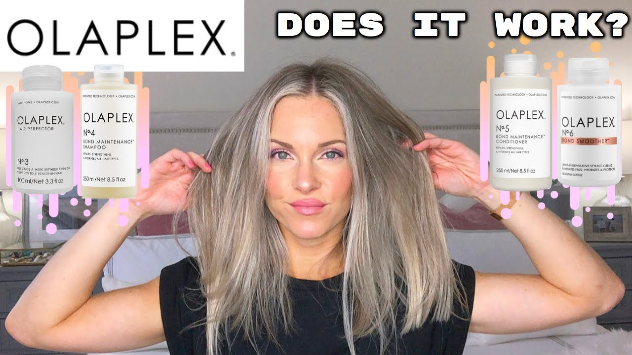 After and before olaplex reviews 3 Review: How