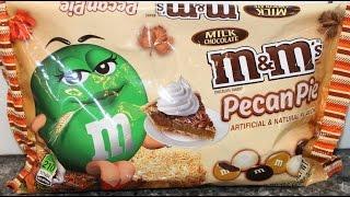 M&m's: Pecan Pie Review