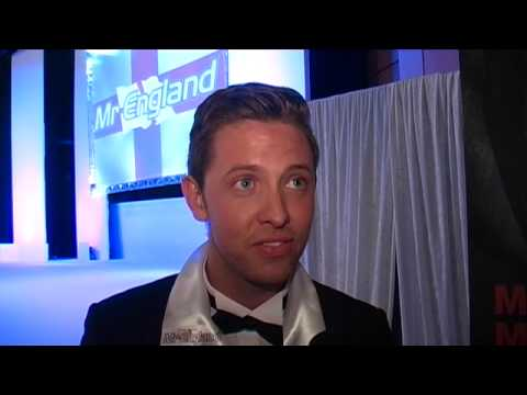 Jordan Williams - Mr England 2013 - First Interview