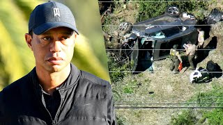 New Details on How Tiger Woods Was Found Following Crash