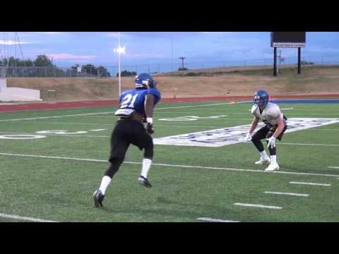 Angelo State Football Camp - Defensive Backs