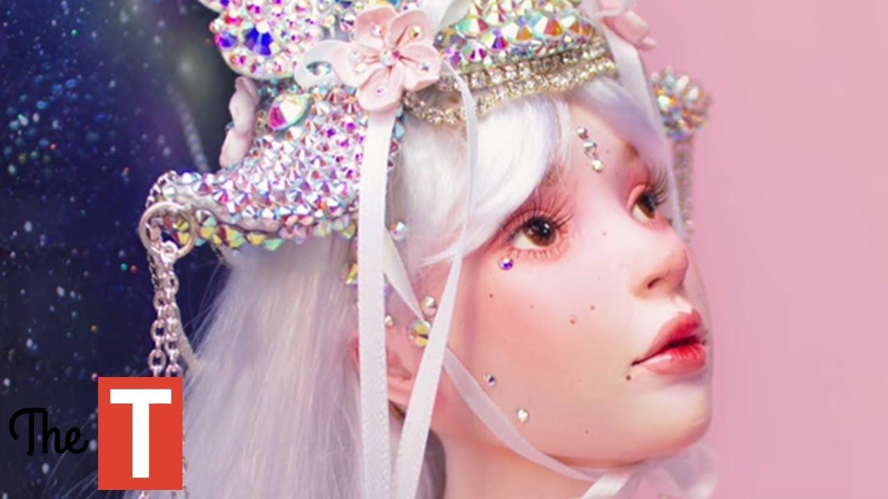 amazing artist creates realistic porcelain dolls youtube
