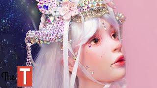 Amazing Artist Creates Realistic Porcelain Dolls