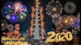 Dubai Burj Khalifa Fireworks 2020 Best Fireworks 2020 Dubai Fireworks 2020 MyDubaiNewYear