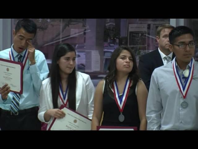 Top 100 Santa Ana Unified School District 2016 SAUSD-TV part 2