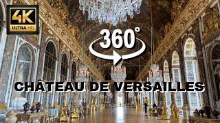 VERSAILLES   360° ( 4K ULTRA HD )
