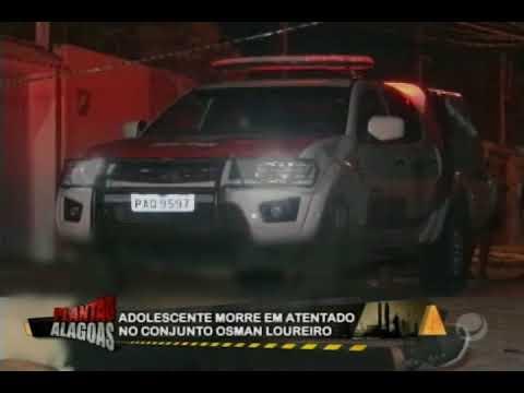 Plantão Alagoas (16/08/2017) - Parte 2