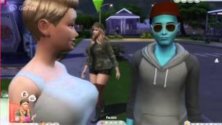 Sims 4 - 100 Bebisar-utmaningen - Del 6 - Omfödsel Och En NY Utmaning