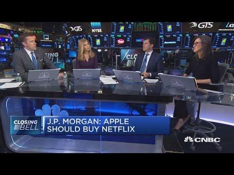 Apple To Buy Netflix