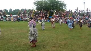 Women's Jingle Special 2 Song @Six Nations Powwow 2017