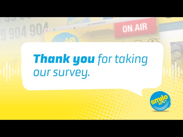 Smile 90.4FM made better by you