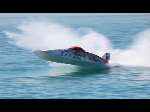 Speed Boat Race (FULL HD)