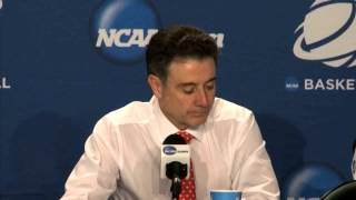 Louisville Sweet 16 post-game press conference