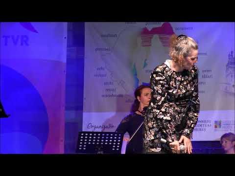Bucharest Klezmer Band & Maia Morgenstern, Pro Etnica, august 2017, Sighisoara