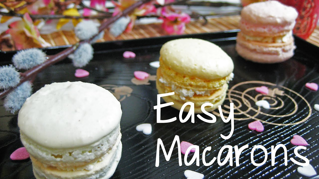 french macaron recipe research