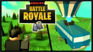 FORTNITE IN ROBLOX IS HERE!! (Roblox Fortnite Island Royale)