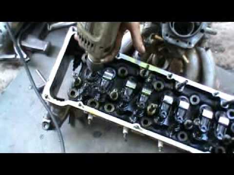 Ремонт агрегатов трактора МТЗ-82. Цилиндропоршневая группа.