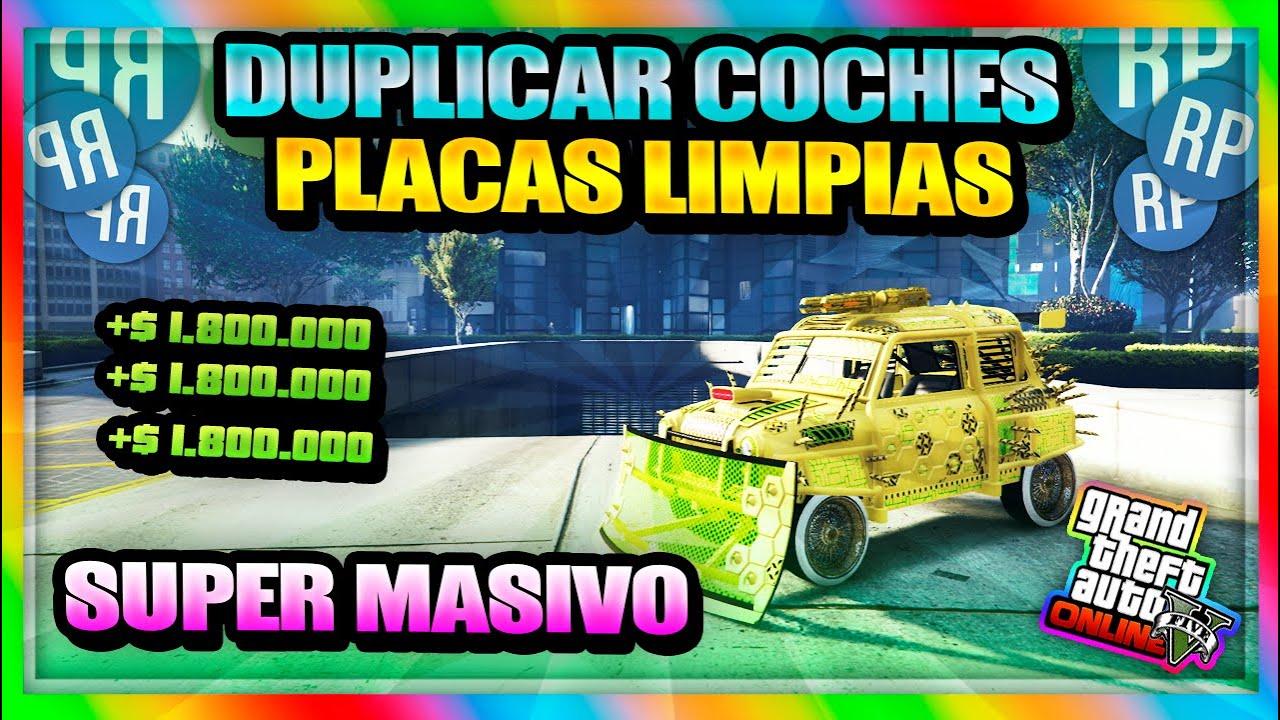"*SUPER TRUCAZO* DUPLICAR COCHES MASIVO/2MIN ""DINERO PARA EL NUEVO DLC""   [TRUCO GTA V Online 1.50]"