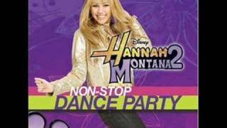 Hannah Montana - Non stop Party full CD mix