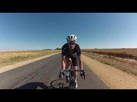 LAMA RIDES: Wimmera Screen Saver Edition [Cycling Screensaver]