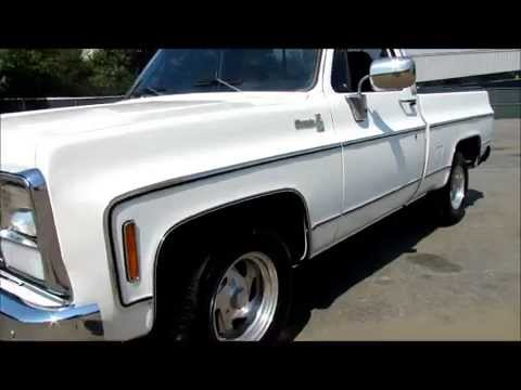 1980 Chevrolet Silverado Pickup Truck Youtube