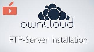 ownCloud auf FTP-Server oder Webspace installieren