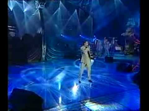 1992 UK Eurovision - Michael Ball - One Step out of time