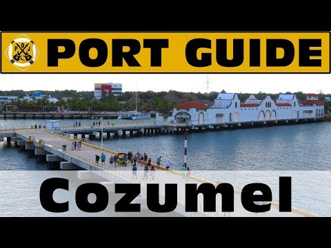 Port Guide: Cozumel (Puerta Maya) - Everything We Think You Should Know Before You Go! - ParoDeeJay