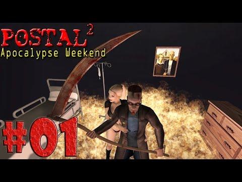Прохождение Postal 3 —Часть 1 : Мост