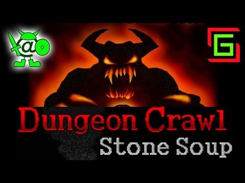 Dungeon Crawl Stone Soup ГАЙД ДЛЯ НОВИЧКОВ обучение ☺ рогалик DCSS
