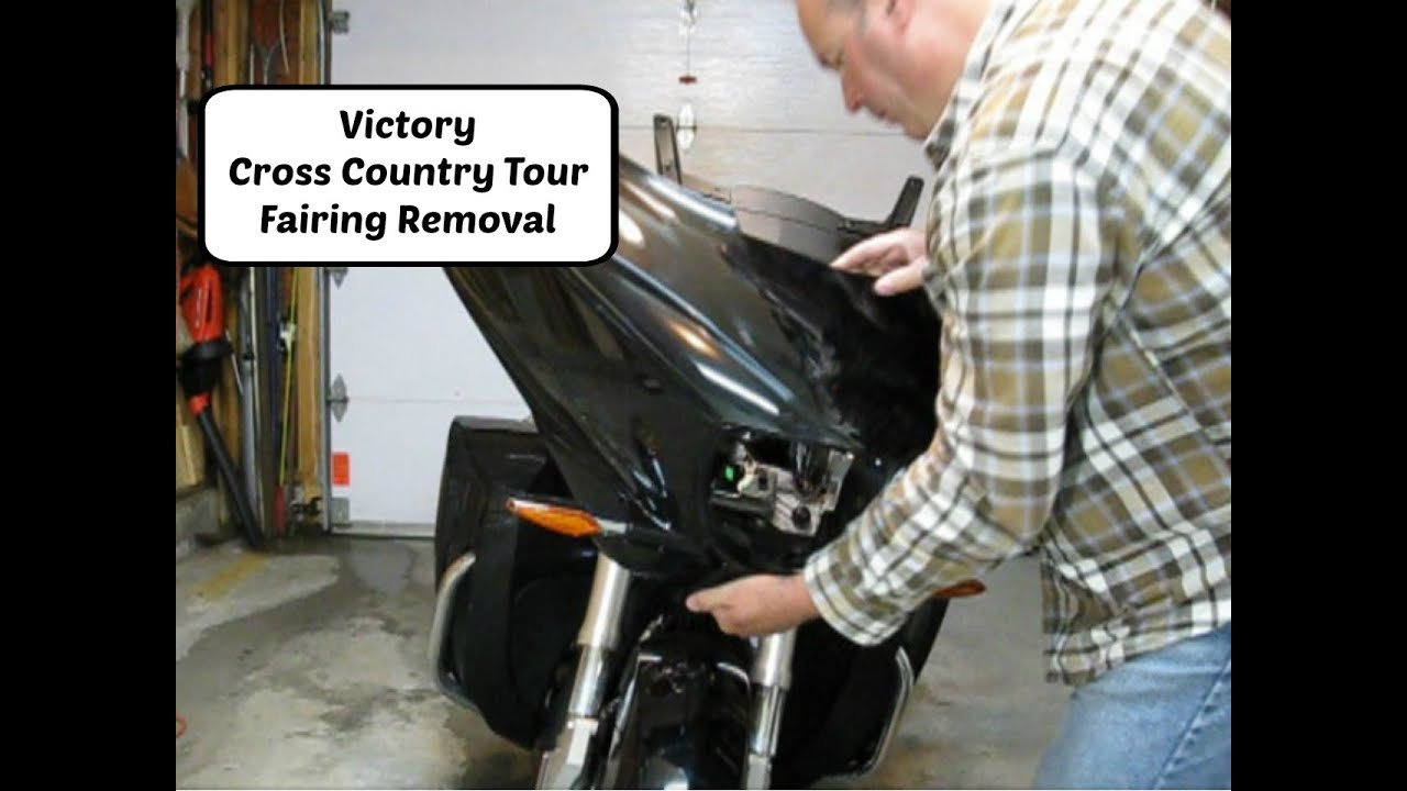 maxresdefault 2014 victory cct fairing removal youtube 2017 Victory Cross Country Tour at gsmx.co