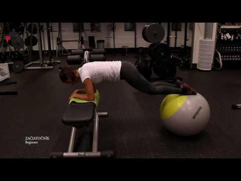Nejlepší trénink na ploché břicho, nejen pro ženy.