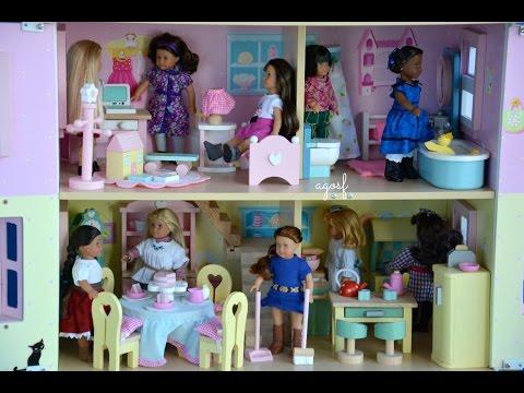 American Girl Dollhouse!