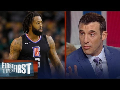 Doug Gottlieb on why failing to acquire DeAndre Jordan will hurt LeBron's Cavs | FIRST THINGS FIRST