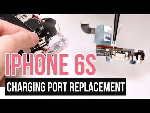 IPhone 6s Charging Port Replacement Video Guide