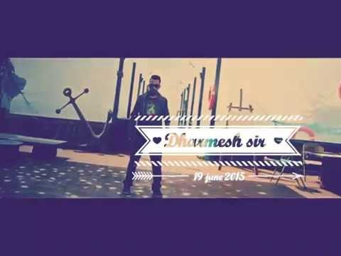 Dharmesh Best Dance 2015-ABCD 2