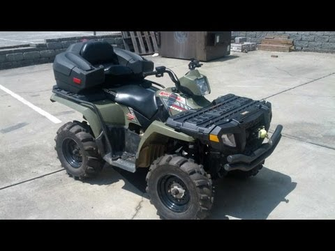 Repeat Polaris Sportsman 400 HO 28