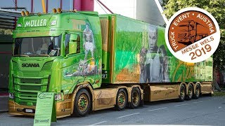 TRUCK EVENT AUSTRIA 2019 | Official Aftermovie | Lkw-Thorsten TV