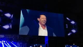 Hugh Jackman Greatest Showman Live at dōTERRA Convention