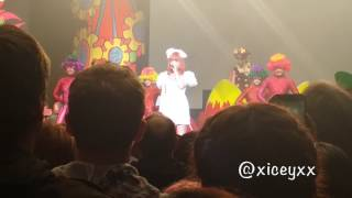 Kyary briefly taught us some dance moves to her latest release 'Sai...