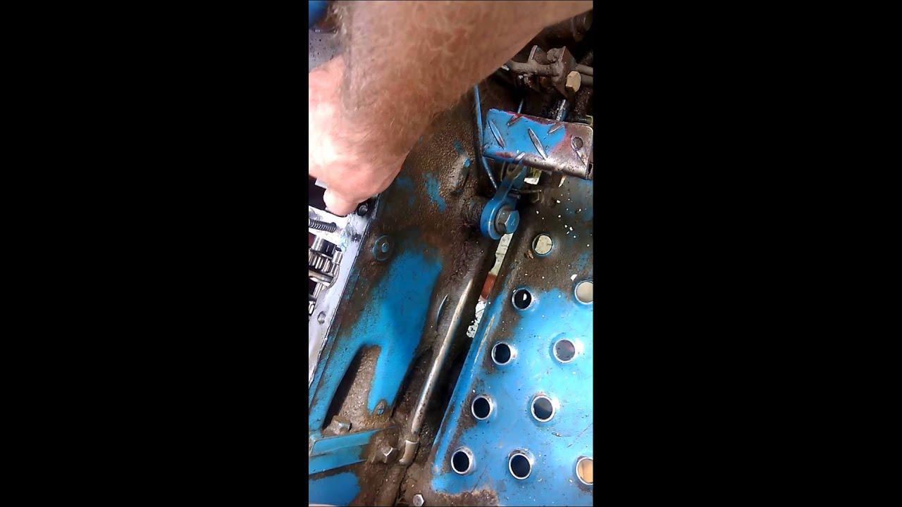 medium resolution of ford 1900 filter clean