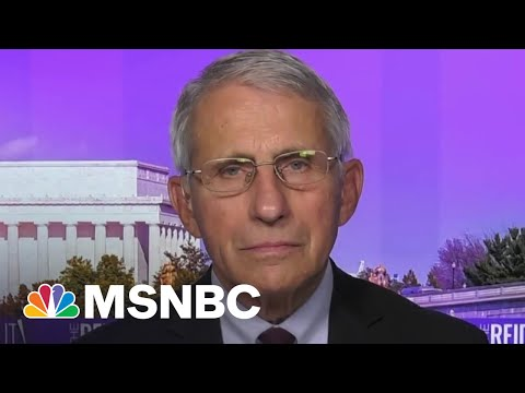 Dr. Fauci: The Only Way To Conquer This Virus Is By Working Together