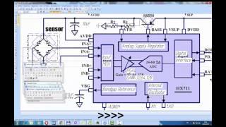 Как быстро перечертить электрическую схему из картинки, на примере программы КОМПАС