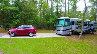 Gunter Hill Campground Alabama