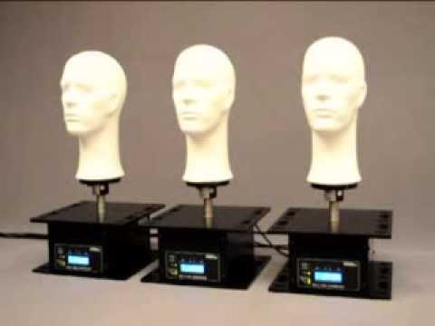 SERVO MOTOR - DMX POSITION DRIVE 4100 DEMO | FunnyDog TV