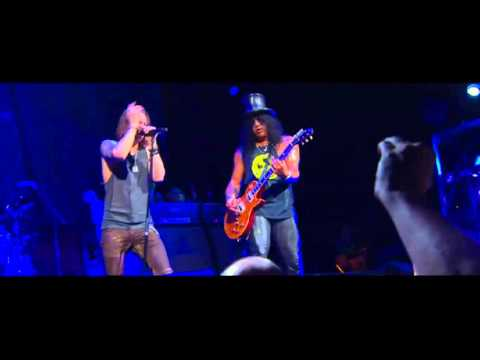 "Slash ""Let It Roll"" Live Las Vegas, NV – USA 25/07/2013"