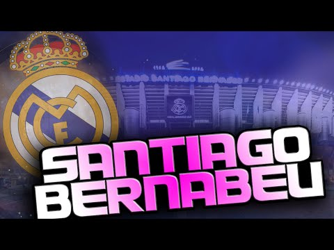REAL MADRID SANTIAGO BERNABEU STADIUM MUSEUM TOUR