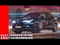 New 2017 Toyota C-HR with Instagrammers