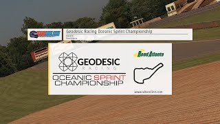 Geodesic Racing Oceanic Sprint Championship - Round 8, Road Atlanta