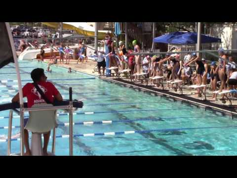Freestyle Relay State Games 2016 Wharton TigerSharks